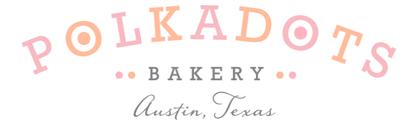 Austin Bakery - Custom Cupcakes Cakes + | Home - Polkadots